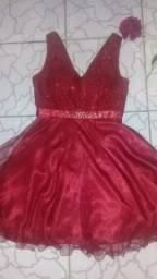 Vestido de aniversário