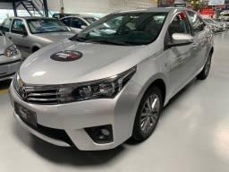 Corolla 2016 2.0 XEI Único Dono Completíssimo Impecável