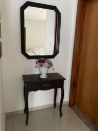 Aparador e espelho Neoclássico
