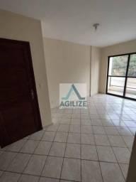 Apartamento com 2 dormitórios para alugar, 60 m² por R$ 1.000/mês - Praia Campista - Macaé