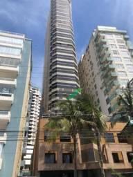 Apartamento com 4 suítes para, frente mar, temporada 273 m² - Centro - Balneário Camboriú/