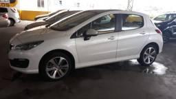 308 2016/2017 1.6 GRIFFE THP 16V FLEX 4P AUTOMÁTICO