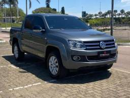 AMAROK 2.0 HIGHLINE 4X4 CD 16V TURBO INTERCOOLER DIESEL 4P AUT