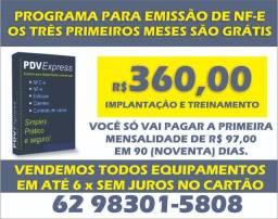 Programa para emissão de NF-E / NFC-E