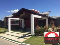 Casa Alto Padrão -Piscina - 3 quartos - condomínio