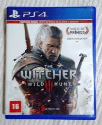 Jogo PS4 The Witcher