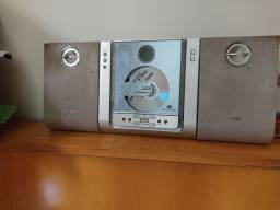 Aparelho de som Philips