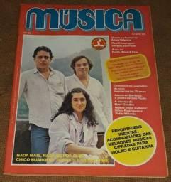 Revista Música n. 45 - Chico Buarque Francis e Olivia Hime