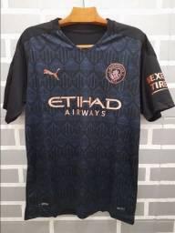 Camisa Manchester City 20/21