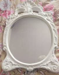Espelho moldura antiga