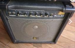 Amplificador de som Staner kute 25 guitarra e violao