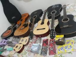 Instrumentos e peças  reposição