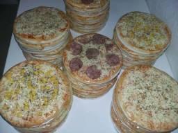 Pizza Brotinho para revenda  $2,50