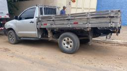 Hilux CS 2009 completo