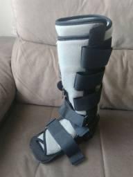 Bota ortopédica imobilizadora longa