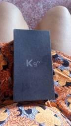 Caixa do. LG K9 TV