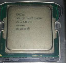 Kit I7 4790k + Placa mãe + 8gb + Cooler DeepCool