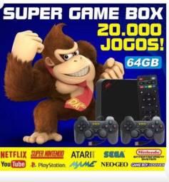 Super game retro