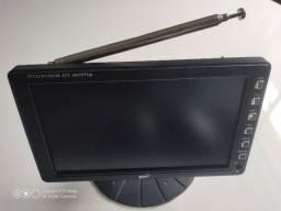 Tv e Monitor Lcd Portátil Midi Japan Md-7550 Tela 7´colorida
