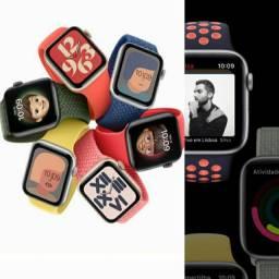 A sua virada de ano merece ### Apple Watch- SE - de 40 Rosé @@@ Lacrada