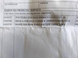 Martelete GBH5-40D 220V 1100W 2900IP