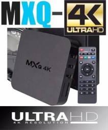 TV Box Android 4k / AC Cartao