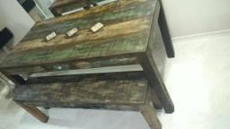 Fabricamos móveis rústicos em madeira e de demolição chame já!!