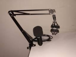 Microfone Condensador BM-800