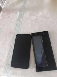 DANSUNG j4 e um Sony Xperia