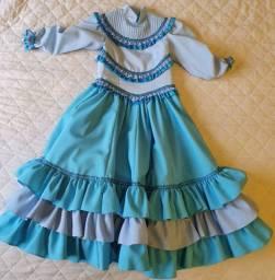 Vestido de Prenda Criança