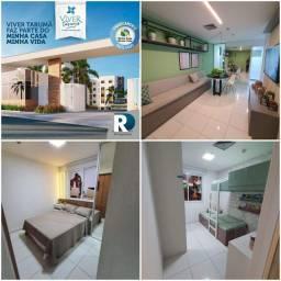 Ato de 150 reais ou  FGTS saia do aluguel  apartamentos na Estrada do turismo