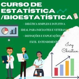 Curso de Estatística/Bioestatística