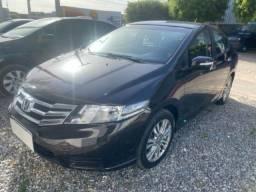 Honda City AT Ex 2013 Extra
