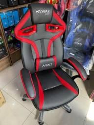 Cadeira Gamer Mx1 Vermelha ( NOVO LACRADO )