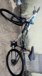 Bicicleta top para trilha
