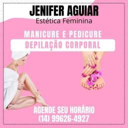 Jenifer Aguiar - Estética Feminina