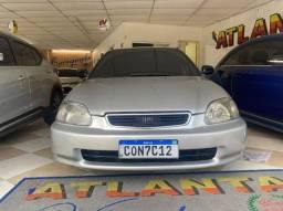 Título do anúncio: Honda Civic Ex 1998