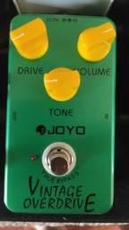 Pedal Joyo Jf-01 Vintage Overdrive(Tube Screamer)