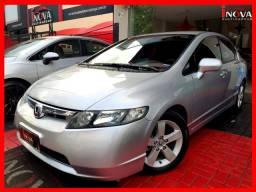 Honda Civic LXS 1.8 Completo Flex Aut. Imperdível Financia 100%