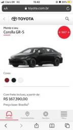 Título do anúncio: Corolla GR-S 2022