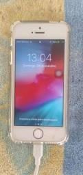 Título do anúncio: Troca iPhone 5s por Android