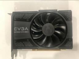 Título do anúncio: GTX 1050 Ti 4gb EVGA