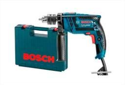 Furadeira Impacto Bosch Rotação Reversível, Mais Maleta - 650W 110V