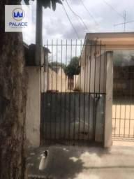 Casa com 1 dormitório para alugar, 42 m² por R$ 550/mês - Santa Terezinha - Piracicaba/SP