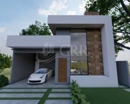 Casa Térrea 3 Dormitórios Conceito Aberto 150 m² em Condomínio - Caçapava
