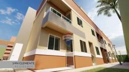 Apartamento com 2 dormitórios à venda, 50 m² por R$ 137.000,00 - Grilo - Caucaia/CE