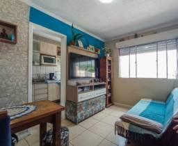 Apartamento à venda com 1 dormitórios em Santo antônio, Porto alegre cod:EL56357190
