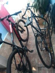 Título do anúncio: Bike speed top muito original zera só pega e andar pneu zero