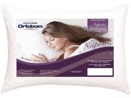 Travesseiro ortobom - direto da fabrica
