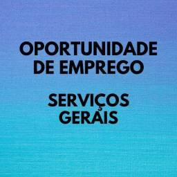 Título do anúncio: Serviços Gerais para condomínio em João Pessoa.